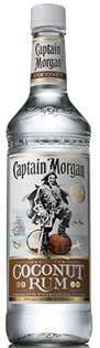 Captain Morgan Rum Coconut 1.00l